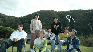 BTS (방탄소년단) 'Life Goes On' Official MV : in the forest