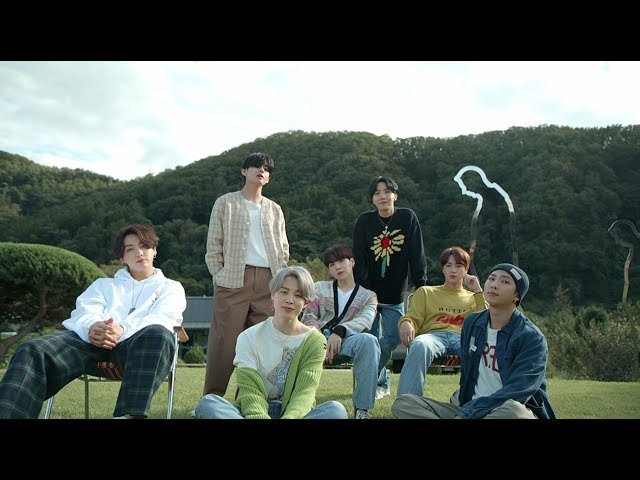 BTS (방탄소년단) 'Life Goes On' Official MV : in the forest - YouTube