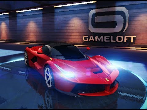 Asphalt 8 The Great Wall Ferrari Laferrari Youtube