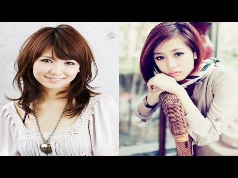 Asian women hairstyles trends Hair Ideas