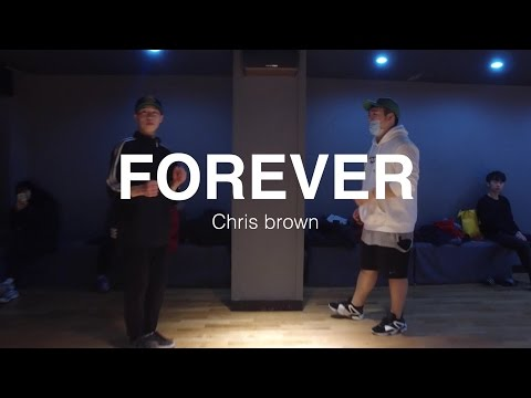 HY dance studio | Chris brown - Forever | Hyun jin choreography