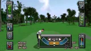 World Cup Golf: Hyatt Dorado Beach (Panasonic 3DO)