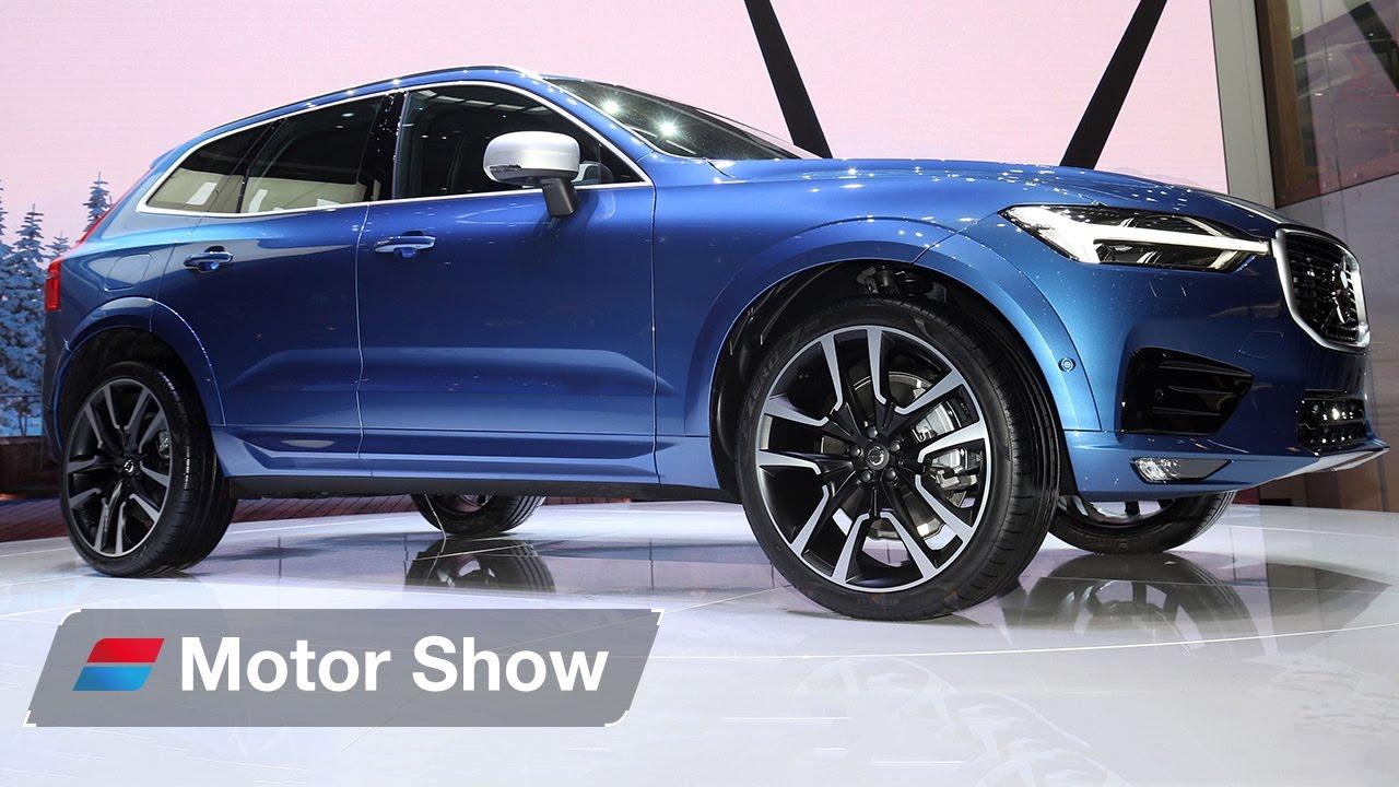 New Volvo Xc60 Geneva Motor Show 2017