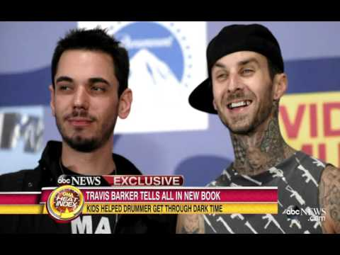 Travis pleaded with friends to kill him - Travis Barker Interview October 2015