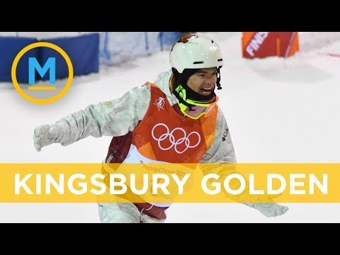 Mikael Kingsbury wins men's moguls for Canada's second gold medal | Your Morning