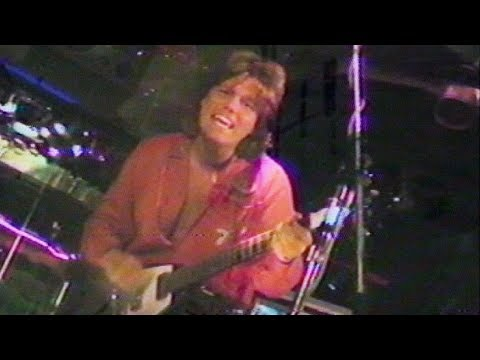 "His very first music video [1/2] : Dieter Bohlen ""Steve Benson"" Don't throw my love away - 1981"
