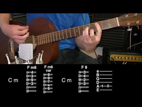 Guitar Lesson: Wednesday's Song - John Frusciante