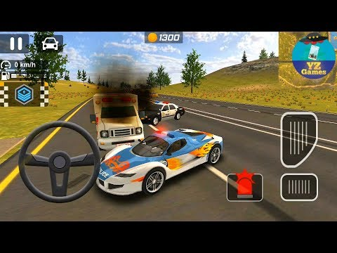 Police Car Chase | Cop Simulator 2018: Car Driving 3D New Mclaren Unlocked Android GamePlay FHD