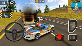 Police Car Chase   Cop Simulator 2018: Car Driving 3D New Mclaren Unlocked Android GamePlay FHD screenshot 4