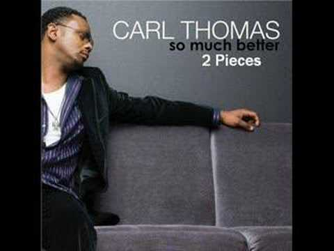 Carl Thomas - 2 Pieces (DJ Leo & Guy Robin House Remixes)