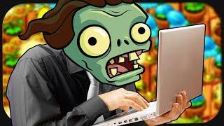 Ich CHEATE mir ZWEIFACHE Geschwindigkeit! ☆ Plants vs. Zombies