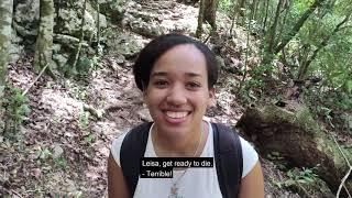 Cuba tours in Trinidad Waterfall Javira Cuban Park