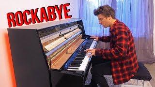 ROCKABYE - Virtuosic Piano Solo by Peter Buka