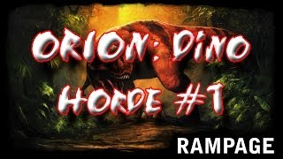 ORION: Dino Horde Multiplier Game play (Part 1)