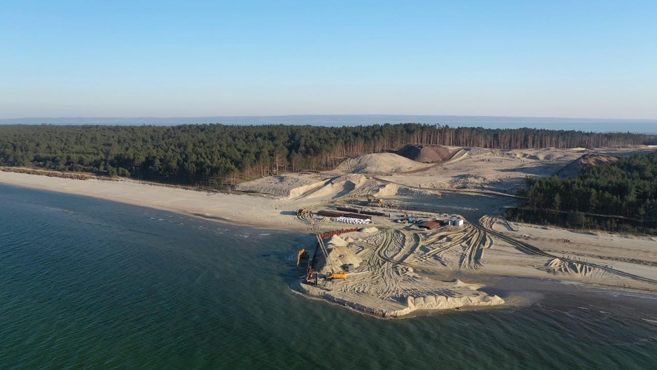 """Baut Polen durch die Frische Nehrung wirklich einen """"antirußischen"""" Kanal?  Die Masuren bekommen bald einen Zugang zur Ostsee"""