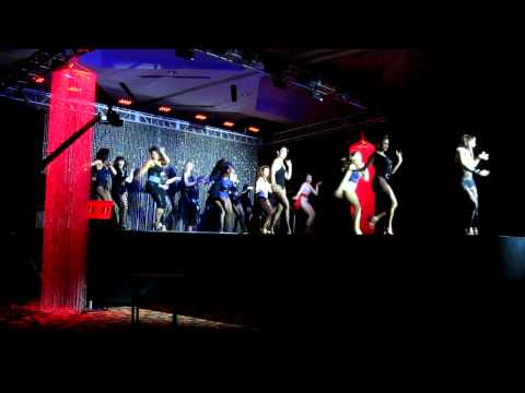 Burju Shoes Fashion Show @ New Jersey Salsa Congress