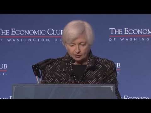 The Honorable Janet L. Yellen, Chair, Board of Governors of the Federal Reserve System