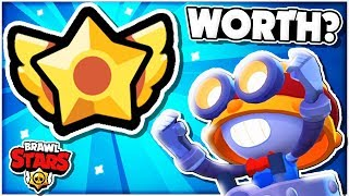 Carl Star Power Good Or Bad?! + Maxing Out Carl! + Gameplay! - Brawl Box Opening! - Brawl Stars