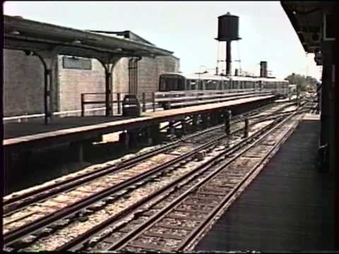 """HiDef Archives """"Train Chasing"""" Chicago, South Suburbs, NW Indiana 90' & 92'   Part 1"""