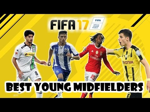 FIFA 17: BEST CM'S & CDM'S WITH HIGH POTENTIAL ON CAREER MODE (17-21)