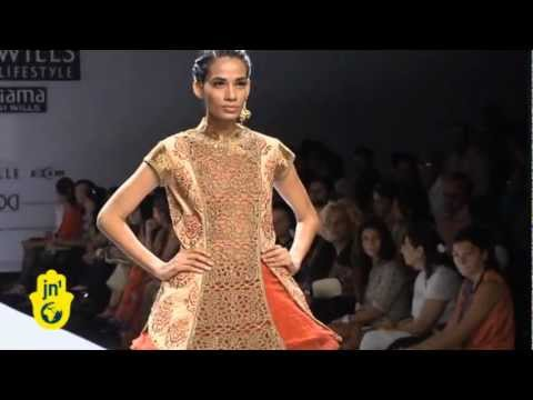 New Delhi's Wills Lifestyle Fashion Week: Spring Summer 2013 Collections Debut in India