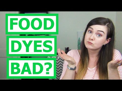 Are Food Dyes Bad for You?