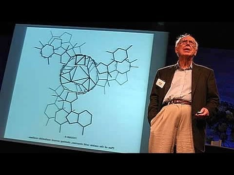 Video image: How I discovered DNA - James Watson