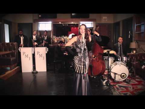Gangsta's Paradise - Vintage 1920's Al Capone Style Coolio Cover ft. Robyn Adele Anderson