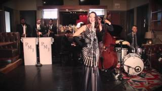 Video Gangsta's Paradise - Vintage 1920's Al Capone Style Coolio Cover ft. Robyn Adele Anderson download MP3, 3GP, MP4, WEBM, AVI, FLV Oktober 2018