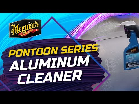 Pontoon Series Aluminum Cleaner