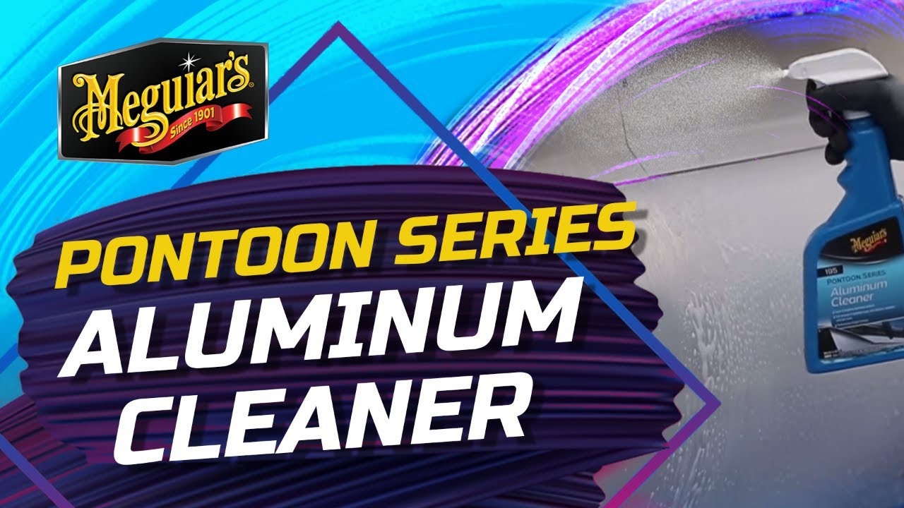 Meguiar's Pontoon Series Aluminum Cleaner