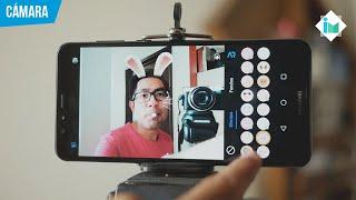 Huawei Y9 2018   Review de cámara