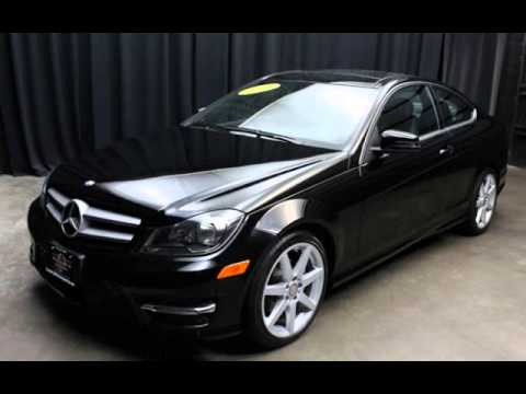 2013 mercedes benz c250 coupe for sale in phoenix az youtube. Black Bedroom Furniture Sets. Home Design Ideas