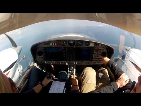 Multi-Engine Rating in 12 Days - Day 5 Part 2 - Full Video with Cockpit and ATC