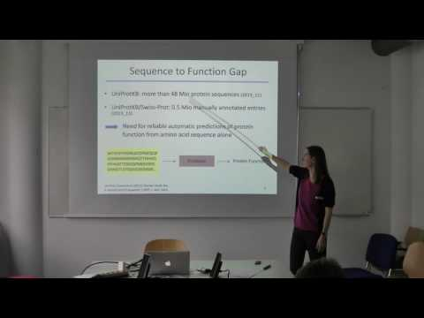 Protein Prediction 2 for Bioinformaticians - Lecture 5, Development of a Prediction Tool