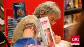 Bernadette Desprès (Tom Tom et Nana) dédicace à Lille