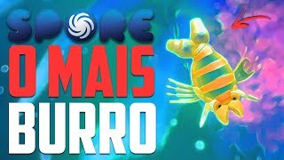 O ANIMAL MAIS BURRO DO MUNDO! - Spore #1