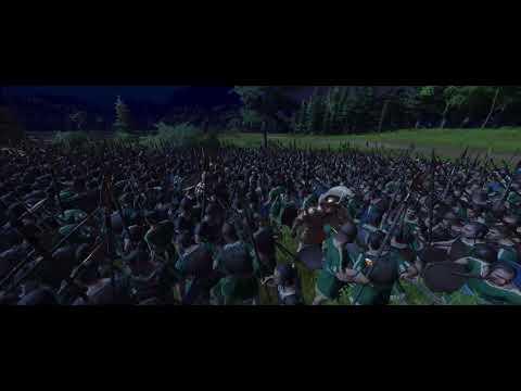 A Total War Saga  TROY 4 Achilles vs Army |