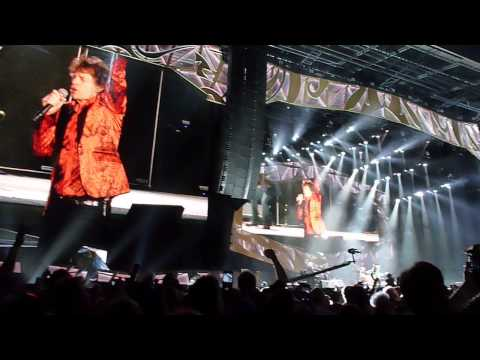 The Rolling Stones Buffalo NY July 11, 2015 - Zip Code Tour