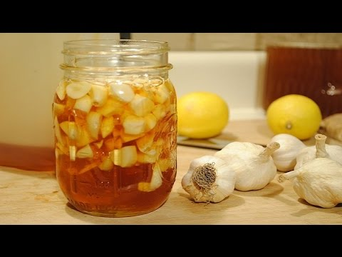 فوائد أكل ملعقة عسل مع الثوم على الريق Youtube