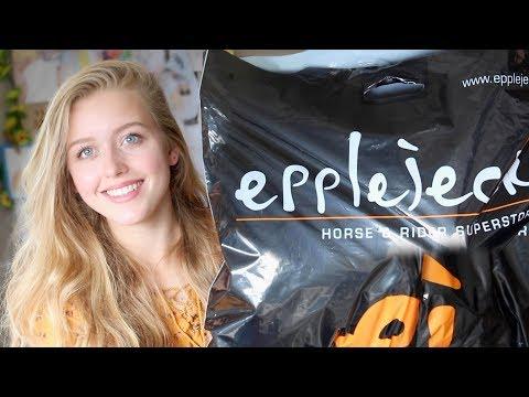 Shoplog Epplejeck voor mijn nieuwe paard