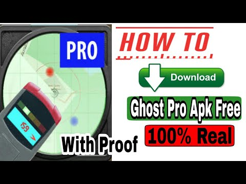 Ghost Pro Mod Apk | How to download ghost pro apk free | Technical Shankar |