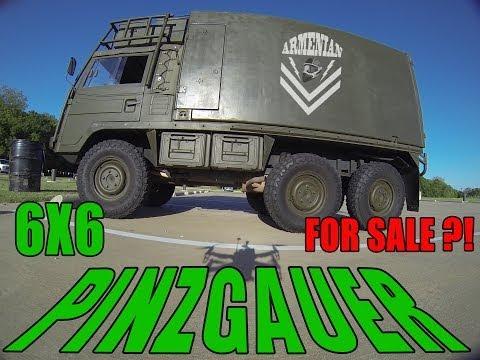 Pinzgauer 712 6x6 For Sale?