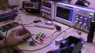 Радиоприёмник Этюд 2. Ремонт начат но не закончен. Что произошло?