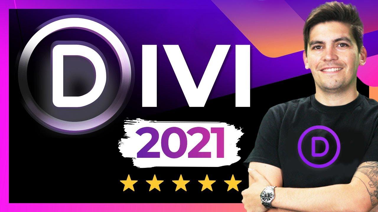 How To Make A WordPress Website 2021   Divi Theme Tutorial 🔥🔥