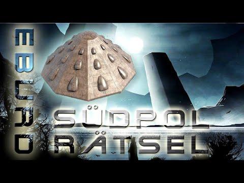 Antarktis Geheimnis Anomalien Pyramidenufos und seltsame Ufo Lichterscheinungen am Himmel