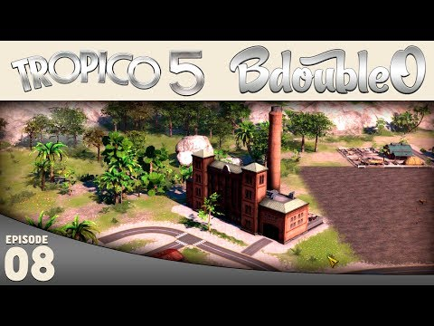 Tropico 5 :: Time for Textiles!