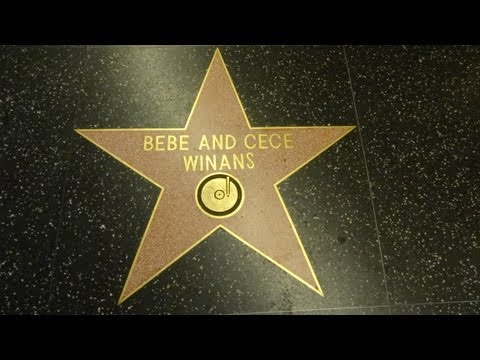 Walk Of Fame Stars Hollywood CA Downtown Famous Attraction Fisker Church of Scientology Building