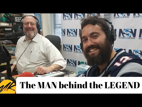 MEET THE MAN BEHIND THE LEGEND!