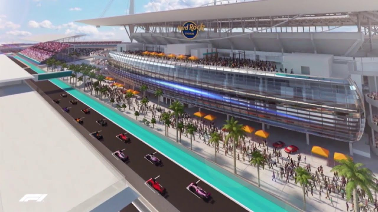 Formula 1 Racing Coming to Miami Gardens, Some Residents Aren ...